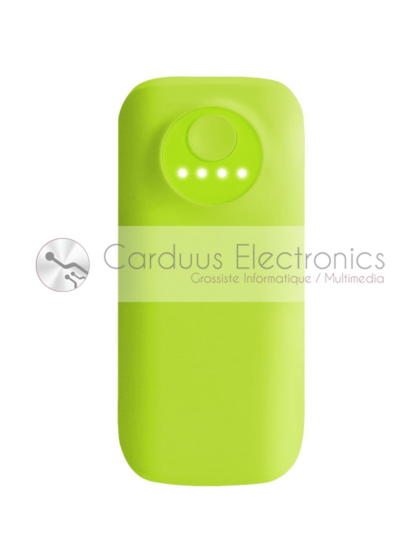Power Bank 5600 Mah Verte